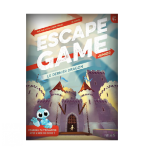 Livre escape game junior : Le dernier dragon